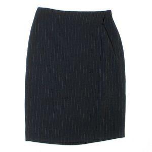 MM Lafluer Logan Skirt Faded Stripe